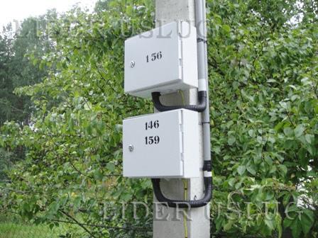 Вынос электросчетчиков в СНТ на улицу - картинка 2
